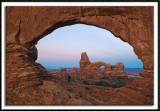 Turret Arch at Dawn