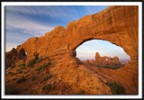 The Spectacles and Turret Arch
