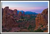 Arches NP at Dawn
