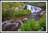 Waterfall at Yankee Boy Basin