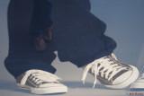 Reflected feet (duet)