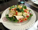 French version of Caesar salad