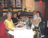 Dinner with the Zerahs