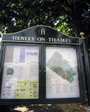 A drive to Henley-on-Thames