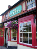 Six Bells pub, a lunch spot favorite in the 60s