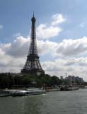 View from the Pont d'Iena