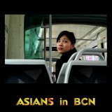 Asians in Barcelona