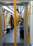 El nuevo metro de Madrid
