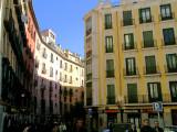Plaza de San Miguel, junto a la Plaza Mayor