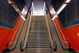 Estación de Metro El Capricho