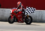 Calgary / Ducati rules in Thunder, Chad wins