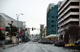 downtown Anchorage, Alaska