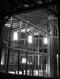 inside roundbarn