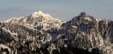 hidden glacier peak