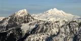 Black Mountain and Glacier Peak
