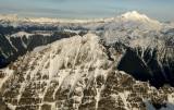 Bedal Peak and Glacier Peak
