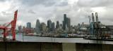 Seattle from West Seattle Bridge