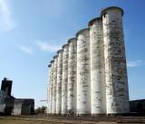 tall silos