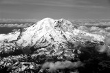 north face of Mt Rainier
