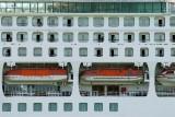 Cruise ship in SFO
