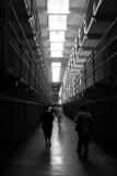 prison cells on Alcatraz