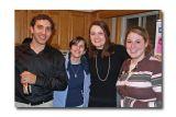 Ari, Batya, Katie and Kelsi