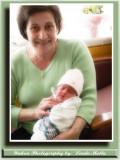 Dannah with Grandma