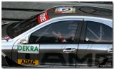 ~~Christijan Albers in his former DTM car with clear statement  ~~ What do you want me to do