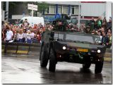 Army stuff during Bavaria City Racing 2006