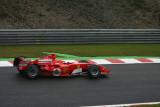 Michael Schumacher SPA 2005 Belgium