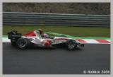 Jenson Button SPA 2005 Belgium
