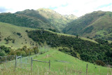 On the road from Christchurch to Nelson