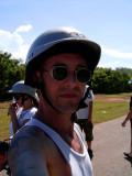 Dorky looking helmet