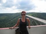 Sexy Susy at the Bridge