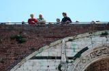 Back to Siena Duomo and Facciatone area