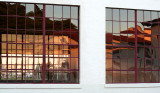 Fragmented reflections - Fort Mason, by Crissy Field