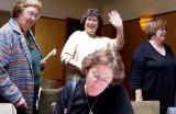 Judy, Colleen, Kate, Chris