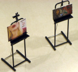 Anti-nicotine art show below