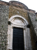 Door itself,  Romanesque style 11th-13th C church