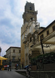 The Cathedral of Saints Peter and Paul in Pitigliano