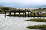 Dilapidated pier