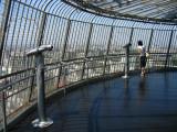 Top viewing deck in Nagoya TV Tower