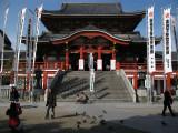 Main hall of Ōsu Kannon
