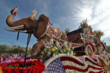 Grand Marshal's trophy winner/Circus Comes to Town
