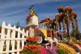 Rose Parade 2007,Pasadena/Ride of Lifetime