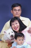 Studio Shot/Triston family