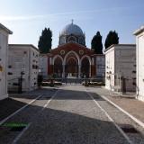 Venice cemetery