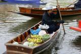 Thailand Takha floating market 2006