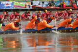 Thailand longtail boatrace at Tha chin river 2006