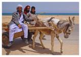 Friendly People in El Saloum